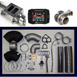 Cat C15 Single Turbo Conversion Kit