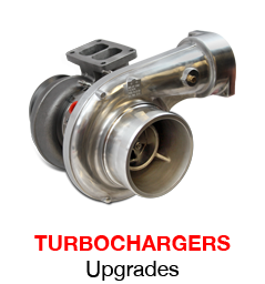 Turbo Chargers & Turbo Blankets